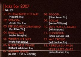 Jazzbar2007list2