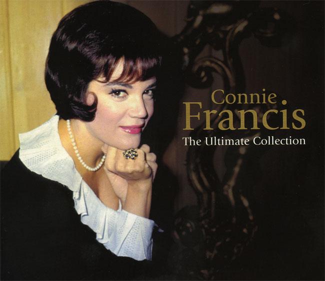 Connie Francis(2) コニー・フランシス を聴こう!: 灰と ...